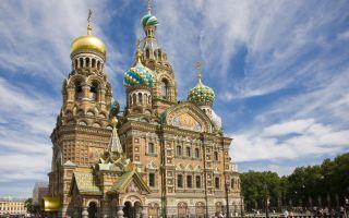 Собор воскресения христова на крови, россия, город санкт-петербург