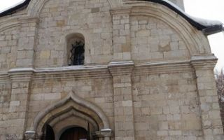 Храм мученика трифона в напрудном, россия, город москва