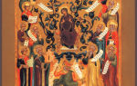 Великий акафист (похвала пресвятой богородице)