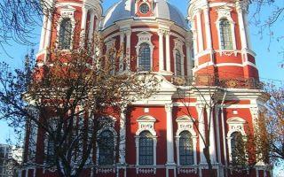 Храм климента, папы римского, россия, город москва