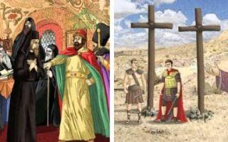 Священномученик трофим и фал лаодикийские