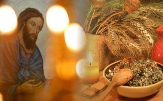Рождественский пост. богослужение