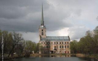 Церковь петра и павла в ярославле, россия, город ярославль