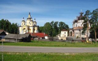Вышенский успенский монастырь, россия, рязанская область, шацкий район, поселок выша