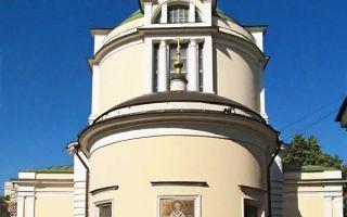 Храм святителя николая в кузнецах, россия, город москва