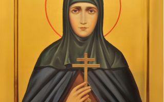 Преподобномученица анна (ежова), монахиня