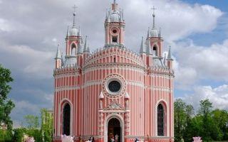 Чесменская церковь, россия, город санкт-петербург