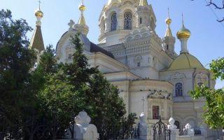 Покровский собор в севастополе, россия, республика крым, город севастополь