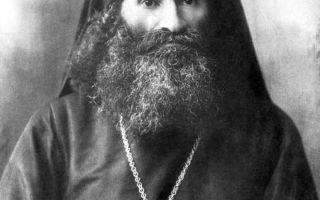 Священномученик андроник (никольский), архиепископ