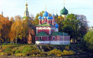 Угличский кремль, россия, город углич, кремль