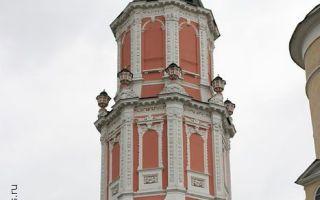 Церковь гавриила архангела, россия, город москва