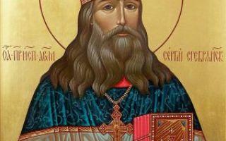 Преподобноисповедник сергий (сребрянский), архимандрит