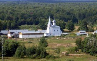 Знаменский монастырь (гороховец), россия, владимирская область, гороховецкий район, город гороховец, знаменский участок