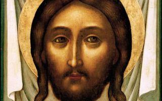 Перенесение из эдессы в константинополь нерукотворного образа господа нашего иисуса христа, малый/средний
