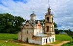 Церковь вознесения господня в ростове великом, россия, ярославская область, город ростов великий
