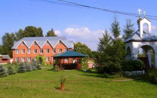 Николо-одрин монастырь, россия, брянская область, карачевский район, село одрино