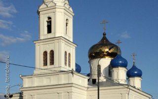 Храм сошествия святого духа (саратов), россия, город саратов