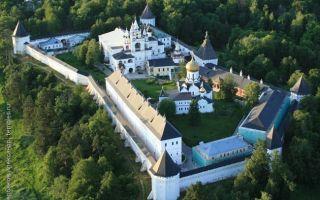 Саввино-сторожевский монастырь, россия, московская область, город звенигород