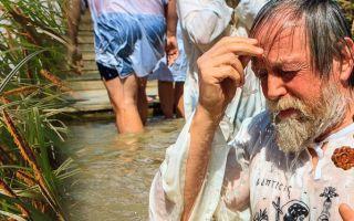 Неправильно крестишься!