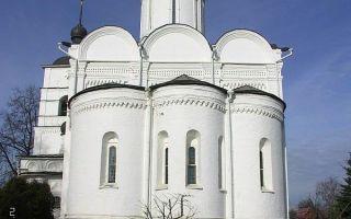 Собор бориса и глеба в дмитрове, россия, московская область, дмитровский район, город дмитров
