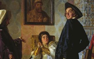 Школа веры: монашество