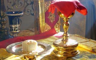 Молитва неграмотного после причащения святых таин (прот. и.европейцева) – до и после исповеди и причастия