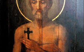 Преподобный иоанн многострадальный, печерский
