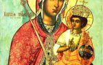 Икона божией матери галатская, россия, город москва, государственная третьяковская галерея