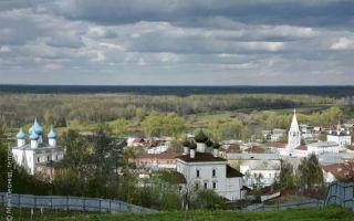Гороховецкий сретенский монастырь, россия, владимирская область, гороховецкий район, город гороховец