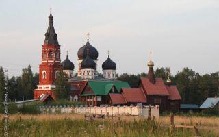Александро-симонов монастырь в маклаково, россия, московская область, село маклаково