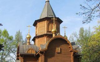 Храм-часовня иконы божией матери «державная», россия, город москва