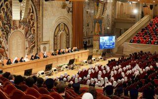 Школа веры: поместные православные церкви