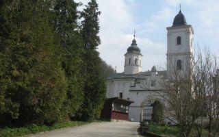 Беочинский монастырь, сербия, автономный край воеводина, город беочин