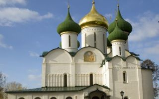Спасо-преображенский собор (суздаль), россия, владимирская область, город суздаль, улица ленина