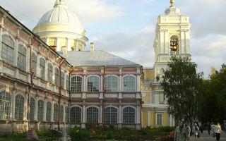 Александро-невская лавра, россия, город санкт-петербург