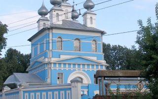 Ивановский успенский монастырь, россия, город иваново