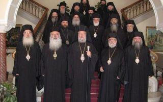 Кипрская православная церковь
