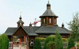 Церковь в честь преподобных оптинских старцев в минске, республика беларусь, город минск