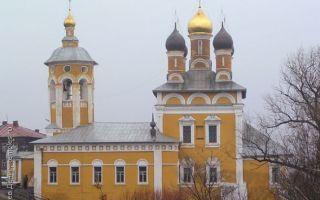 Церковь николая чудотворца в муроме