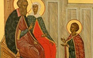 Преподобный кирилл и мария радонежские