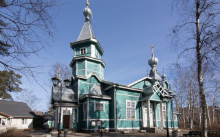 Вагановский храм, россия, город санкт-петербург