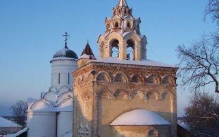 Благовещенский киржачский монастырь, россия, владимирская область, город киржач