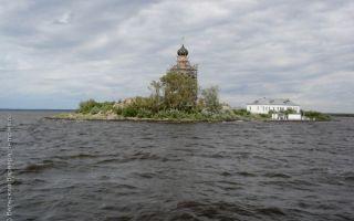 Спасо-каменный монастырь, россия, вологодская область