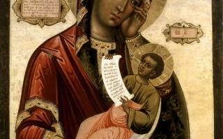 Икона божией матери «утоли моя печали», россия, город москва, храм святителя николая в кузнецах