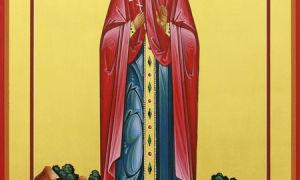 Мученица валерия (калерия) кесарийская