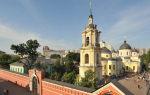 Покровский монастырь, россия, город москва