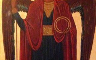 Небесные силы архангел рафаил