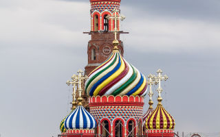 Вознесенский тамбовский монастырь, россия, город тамбов