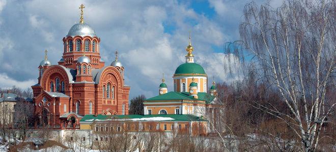 Покровский хотьков женский ставропигиальный монастырь, россия, московская область, город хотьково