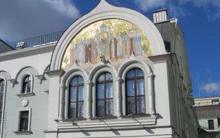 Церковь серафима саровского при подворье дивеевского монастыря, россия, город москва